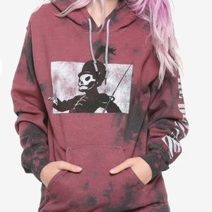 Hot topic my chemical romance hoodie